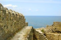 The fortress. Fortress Akkerman, city Belgorod-Dnestrovskiy, Ukraine, Europe Royalty Free Stock Photo
