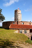 Fortress. Famous Wisloujscie fortress in Gdansk, Poland Royalty Free Stock Photos