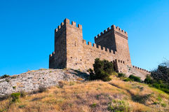Fortress Royalty Free Stock Images
