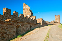 Fortress Stock Image