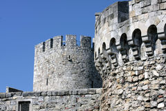 Fortress Royalty Free Stock Image