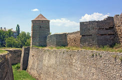 Fortress Akkerman, Ukraine Royalty Free Stock Photography