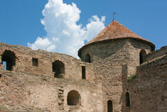 Fortress Akkerman, Ukraine Stock Image