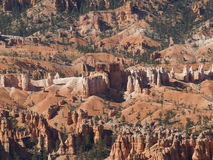 The Fortress. A fortress along the floor of Bryce Canyon, Utah Stock Photos