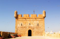 Fortress. Royalty Free Stock Photo