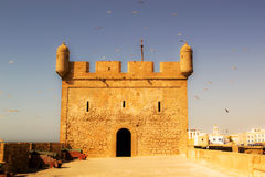 Fortress. Royalty Free Stock Photography