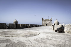 Fortress. Royalty Free Stock Photos