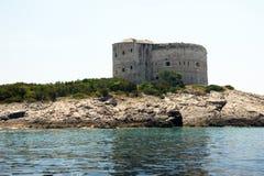Fortress Arza, Montenegro Royalty Free Stock Photos