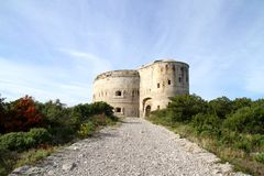 Fortress Arza Montenegro Royalty Free Stock Photos
