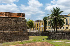 The Fortress in Belem do Para, Brazil.  Stock Photography