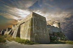 Fortress in Belgorod Dnestrovsky Ukraine Stock Images