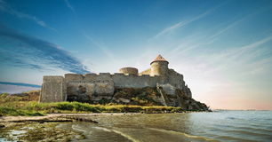 Fortress in Belgorod Dnestrovsky Ukraine Royalty Free Stock Photos