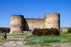 Fortress in Belgorod-Dniester Royalty Free Stock Image