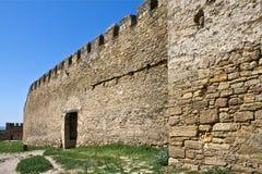 Fortress in Belgorod-Dniester Stock Photo