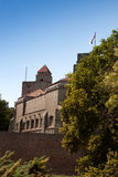 Fortress of Belgrade Royalty Free Stock Photography