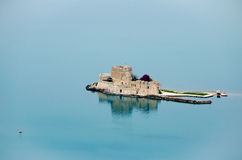 Fortress Bourtzi. Nafplio - Greece Royalty Free Stock Photography