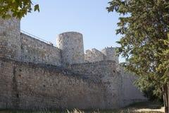 Fortress of Burgos, Spain Royalty Free Stock Photos