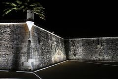 Fortress in Cascais Royalty Free Stock Photography
