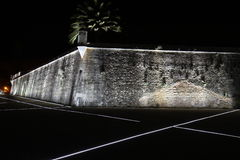 Fortress in Cascais Royalty Free Stock Image