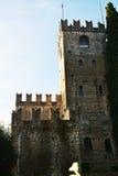 Fortress Castello, Conegliano Veneto, Treviso. Fortress Castello, on Colle di Giano, in Conegliano, in Veneto, Treviso, Italy, Europe. Most of the important Stock Photography