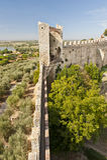 Fortress at Castiglione del Lago Royalty Free Stock Images