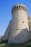 Fortress. Castiglione del Lago. Umbria Royalty Free Stock Images