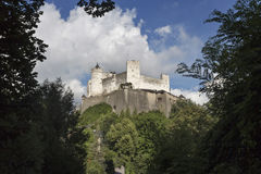 Fortress castle Stock Images