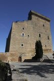 Fortress Castle In Chateauneuf Du Pape Royalty Free Stock Photography