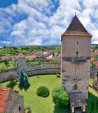 Fortress Church Royalty Free Stock Photos