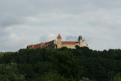 Fortress of Coburg Stock Photography