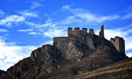 Fortress Coltesti Royalty Free Stock Photo