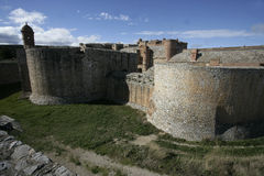Fortress de Salses Royalty Free Stock Images