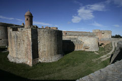 Fortress de Salses Stock Image