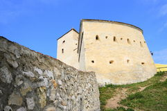 Fortress defense tower Stock Images