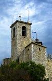 Fortress della Rocca Guaita in San Marino Royalty Free Stock Images