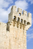 Fortress Detail Royalty Free Stock Photos