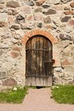 Fortress door Stock Image