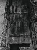 Fortress door Stock Photo
