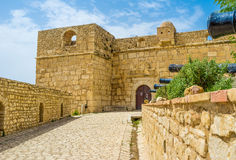 The fortress of El Kef Royalty Free Stock Photography