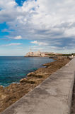 The fortress of El Morro in Havana Stock Image
