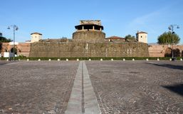 Fortress in Florence Royalty Free Stock Photo