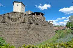 Fortress in Florence Stock Photo
