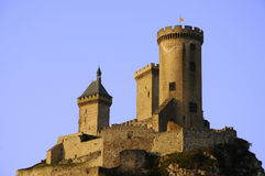 Fortress of Foix Royalty Free Stock Images