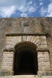 Fortress gate Stock Photo