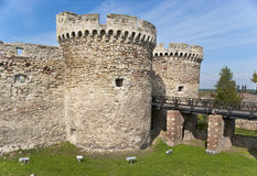 The fortress gates Royalty Free Stock Photos