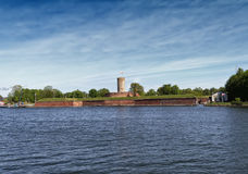 Fortress in Gdansk Royalty Free Stock Photos