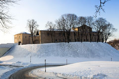 Fortress of Grodno Royalty Free Stock Photos