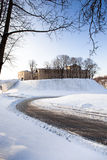 Fortress of Grodno Stock Photos