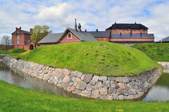 Fortress Hameenlinna, Finland Royalty Free Stock Photos