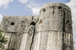 Fortress in Herceg Novi Stock Photo